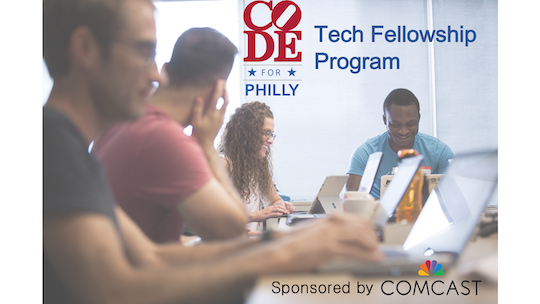 Code for Philly Fellowship sponsored by Comcast