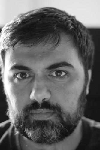 Ioannis Sporidis-Foster headshot